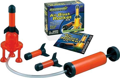 El nuevo outlet de marcas online. Jr. Science Explorer - - - Air Blast Rocket Kit  nuevo estilo