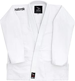 HABROK | Element | Ultra Light Weight | Premium Comp | BJJ Jiu Jitsu Gi | Women