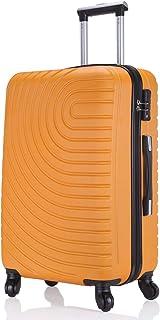 レーズ(Reezu) スーツケース ジッパー 超軽量 キャリーケース ファスナー式 機内持込 キャリーバッグ 小型 キャリーバック S M Lサイズ 耐圧擦り傷防止 人気 TSAロック付 静音 旅行出張 1年保証