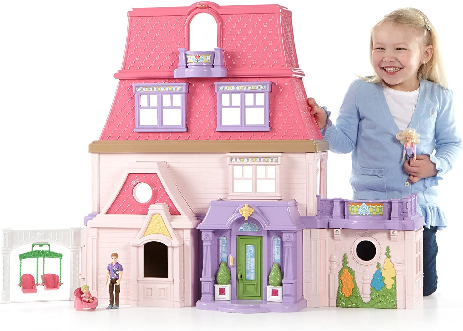 Fisher-Price Loving Family Dollhouse by Fisher-Price