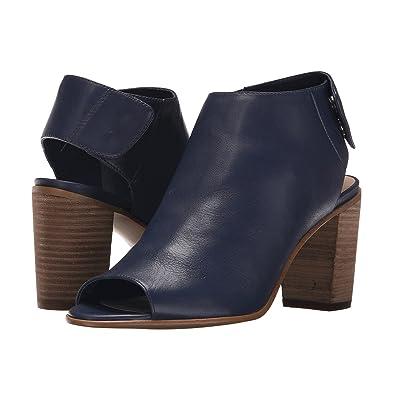 Steve Madden Nonstp Heel (Blue Leather) Women