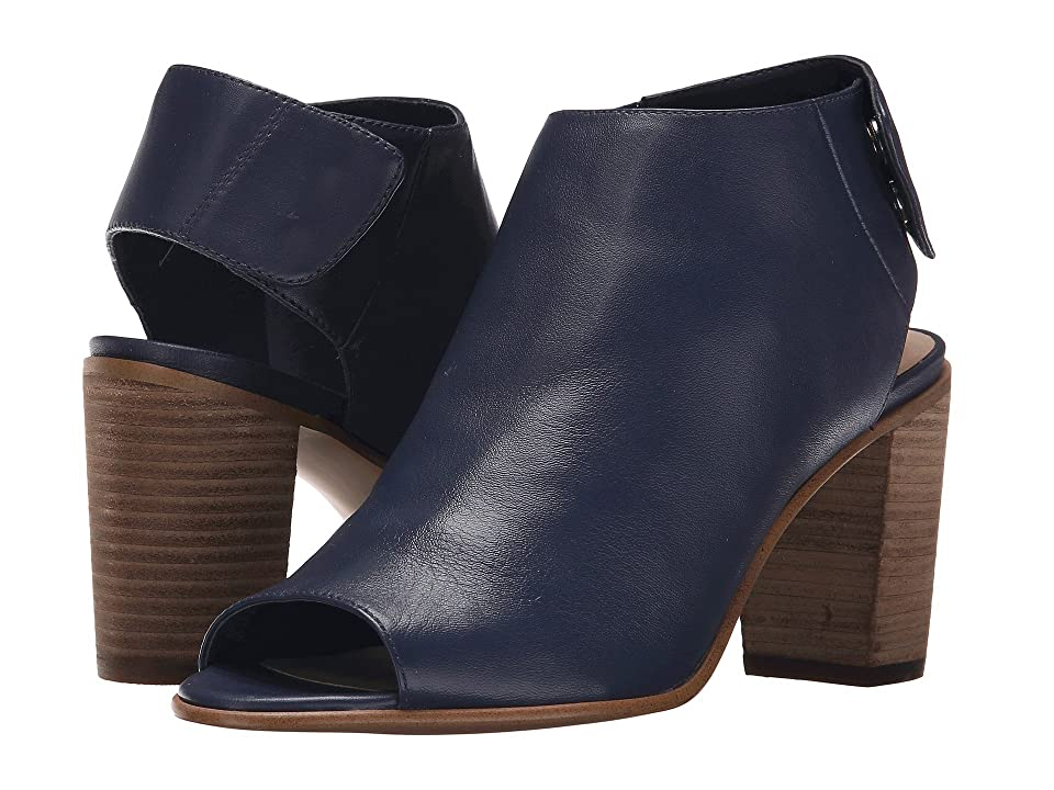 Steve Madden Nonstp Heel (Blue Leather) Women