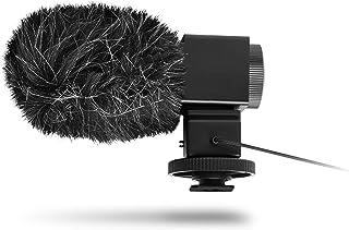 Marantz Professional Audio Scope SB-C | X/Y Stereo Condenser Mic for Digital Camera Mounting (Button Battery / 30Hz-16,000Hz)