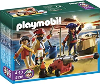 PLAYMOBIL® Pirates Commander with Armory