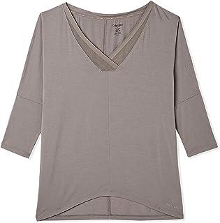 Calvin Klein T-Shirt for Women - Grey Sand