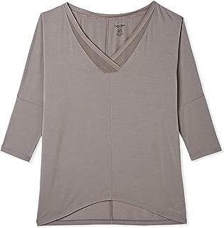 Calvin Klein T-shirt for women in Grey, Size:Medium