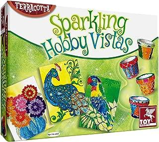ToyKraft Sparkling Hobby Vistas