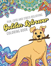 Best golden retriever coloring book Reviews