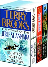 The Voyage of the Jerle Shannara (3 Volumes Set)