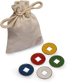 Yellow Mountain Imports Wright Patterson Standard Mahjong Scoring Coins