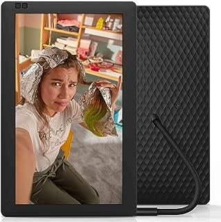 Nixplay Seed 13.3 Inch WiFi Digital Photo Frame - Share Moments Instantly via App or E-Mail
