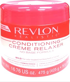Best mild relaxer for curly hair Reviews