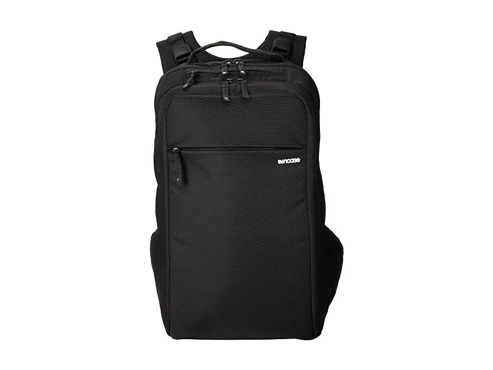 Incase Icon Pack (Black) Backpack Bags