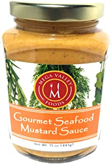 Gourmet Seafood Mustard Sauce