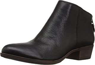 Lucky Brand Women's Bremma Ankle Boot, Black, 5 M US