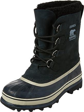 Sorel Men's Caribou Warm Lining Mid-Calf Boots : boots