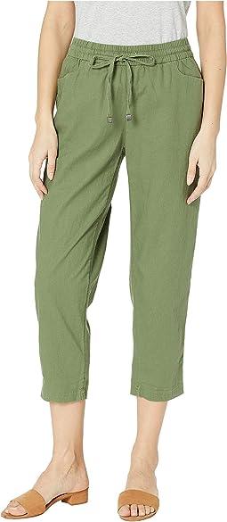 Sierra Cotton Linen Pants
