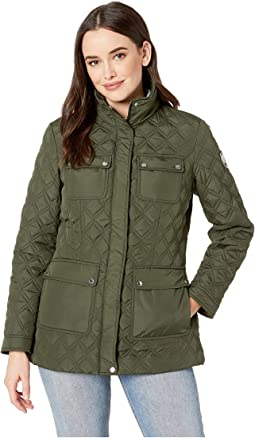 "28"" Quilted Jacket"