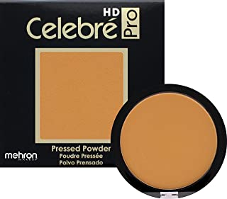 Mehron Makeup Celebre Pro-HD Pressed Powder Face & Body Makeup (.35 oz) (EURASIA FAIR)