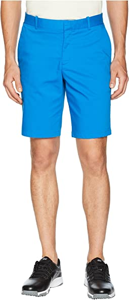 Flex Shorts Slim Washed