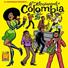 The Afrosound of Colombia Vol. 2