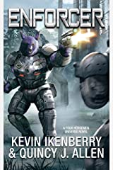 Enforcer (Four Horsemen Sagas Book 2) Kindle Edition