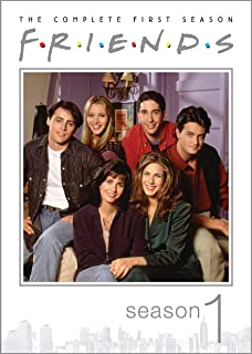 Friends: Season 1(25th Anniversary - DVD)