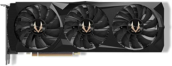 ZOTAC Gaming GeForce RTX 2080 Ti Triple Fan 11GB GDDR6 352-bit Spectra RGB LED Metal Backplate Graphics Card, Open Box, ZT...