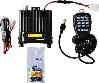 Gam3Gear Surecom KT-7900D VHF 136-174MHz UHF 400-480MHz Color Pantalla Dual Band Mimi Radio Móvil