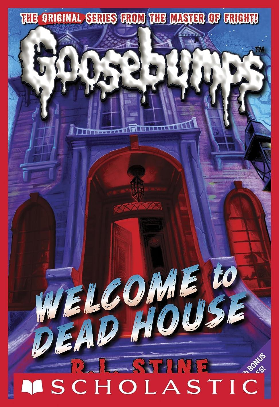 密接に追い付く間接的Welcome to Dead House (Classic Goosebumps #13) (English Edition)
