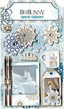 Whiteout Self-Adhesive Chipboard-