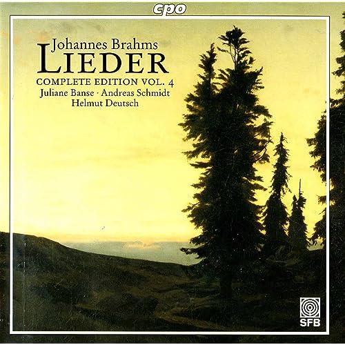 Strahlt zuweilen auch ein mildes Licht - No. 6 from 8 Lieder & Songs - Op. 57
