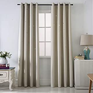 Jarl home Children Blackout Curtains, Thermal Insulated...