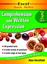 Excel Basic Skills Workbook: Comprehension and Written Expression Year 5