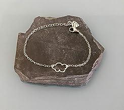 Bracciale donna bracciale in argento, bracciale donna, bracciale nuvola, idea regalo, gioielli regali, costellazione, brac...