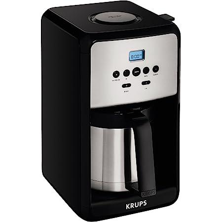 Noir Krups KT8501 Cafeti/ère filtre