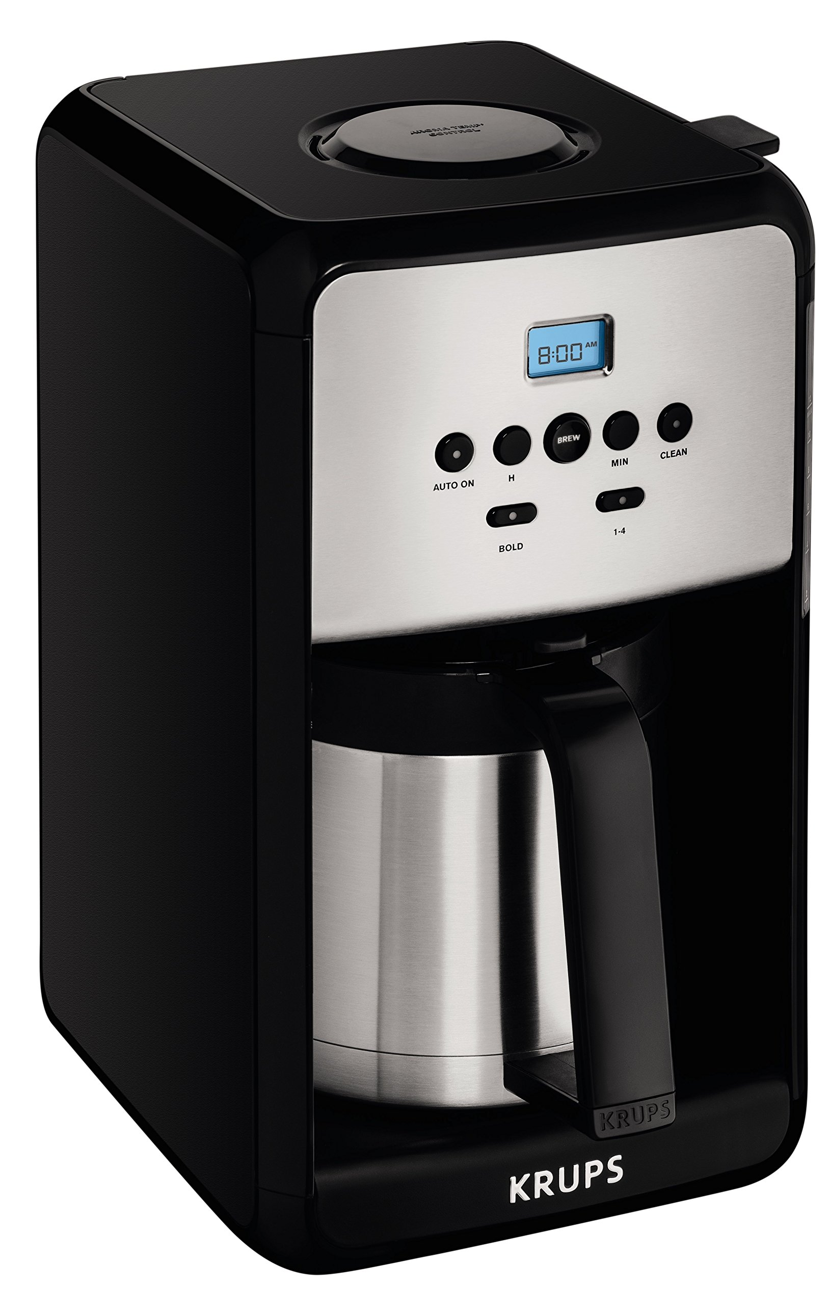 KRUPS Coffee Programmable Thermal Carafe