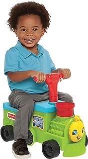 Fisher-Price Ride On para niños y bebé Tootin' Train Ride On