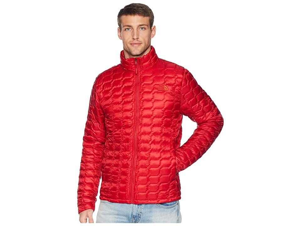 The North Face ThermoBall Jacket (Rage Red) Men