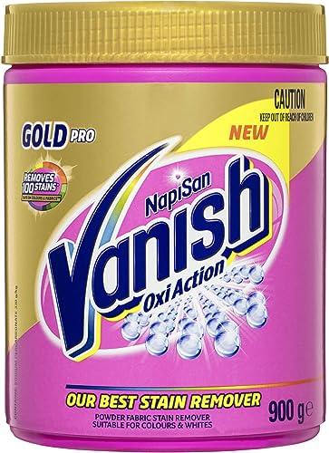 Vanish NapiSan Gold Pro OxiAction 900g