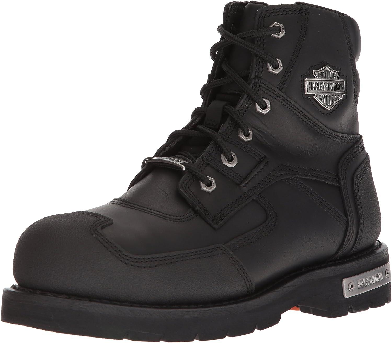 HARLEY-DAVIDSON FOOTWEAR Unisex-Adult Zak Direct store Industrial Boot ST online shopping