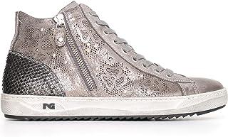Nero Giardini A719250D Sneakers Alte Donna in Pelle