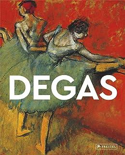 Degas: Masters of Art