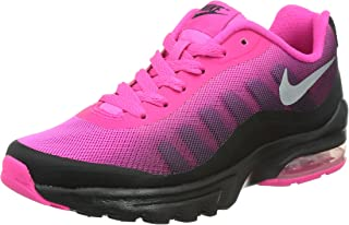 Womens Air Max Invigor Low Top Lace Up Running Sneaker