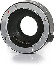 Movo MTM100 Auto-Focus Lens Adapter for Micro Four-Thirds Mirrorless Cameras (Olympus PEN, Panasonic Lumix, Blackmagic) to fit Olympus Evolt Four-Thirds Mount Lenses