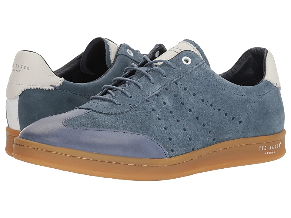 Ted Baker Orlees (Light Blue Suede) Men