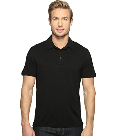 Smartwool Merino 150 Polo (Black) Men