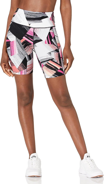 "Calvin Klein Performance Women's High Waist Max 51% OFF Short Bike 7"" I Daily bargain sale"