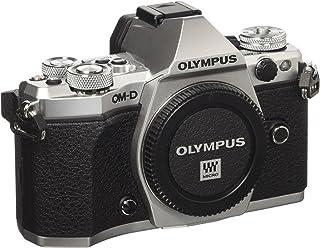 Olympus OM-D E-M5 Mark II cámara de sistema Micro Cuatro Tercios 16.1 megapíxeles estabilizador de imagen de cinco ejes visor electrónico plata