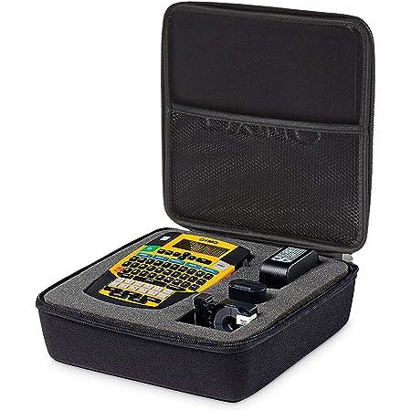 Kit de maletín Dymo Rhino   Teclado QWERTY   Amarillo